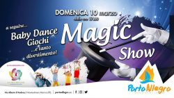 Musical La Bella e La Bestia e Magic Show a Porto Allegro 1